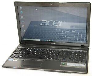 "Acer Aspire 5755G Core i5 DDR3 -8GB SSD-240GB 15.6 "" Zoll Win-10 Pro 64Bit"