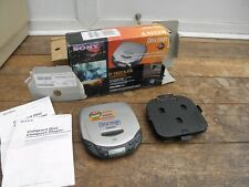 More details for vintage sony discman groove d-182ckan car ready portable compact cd player