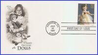 USA3 #3151l U/A ARTCRAFT FDC   Classic American Dolls Betsy McCall