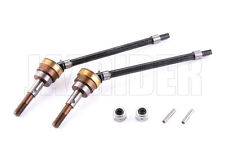 Jazrider Aluminum Front Axle Universal Shaft For Axial SCX10/Honcho/Dingo/Jeep