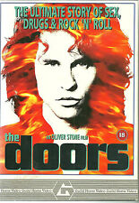 THE DOORS - The Oliver Stone Movie - RARE 1992 Widescreen Version Box Set