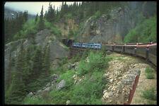 543095 BIANCO PASS e Yukon Railroad Out of skagway A4 FOTO STAMPA