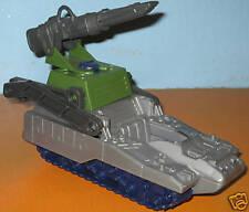 vintage GI Joe Cobra Battle Force 2000 PULVERIZER toy Hasbro vehicle G.I. Joe !!