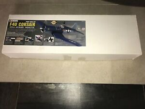 Top Flite Giant Gold edition Vought F4U Corsair Giant 1/5 Scale RC Model kit