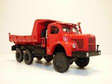 NOREV Berliet GBC 8 6x6 1958 1/43 Camion - Rouge