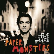 David Gahan, Dave Gahan - Paper Monsters [New CD] Hong Kong - Import