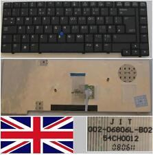 Clavier Qwerty UK HP 8510P 8510W 8510 452229-031 6037B00017903 451020-031 Noir