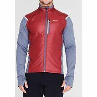Sugoi Alpha Hybrid Cycling Jacket Mens Gents Cycle Coat Top Running Jackets