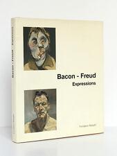Bacon-Freud Expressions 4juillet – 15octobre1995. Fondation Maeght Saint-Paul