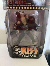 "McFarlan Toys - KISS Alive Gene Simmons The Demon 12"" Action Figure"