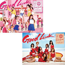 AOA [GOOD LUCK] 4th Mini Album WEEK/WEENKEND RANDOM Ver CD+Photobook+Card SEALED