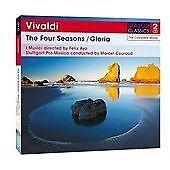 VIVALDI - THE FOUR SEASONS / GLORIA NEW CD