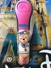 Disney Parks DUFFY BEAR PINK Magic Band 2 2.0 Magicband Link It Later