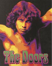 The Doors Psychidelic Poet 8x10 Postcard photo by Joel Brodsky