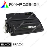 1 Pack Q5942X 42X Toner Cartridge For HP LaserJet 4250dtn 4250dtnsl 4350 Printer