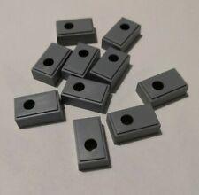 Neu - 40 Stück, Hobbex Sockel 7,8 mm hoch für Maßtunterbau