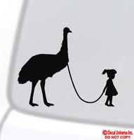 "Emu Bitter Beer Car Bumper Window Locker Sticker Decal 4.5/""X4.5/"""