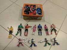 Mighty Morphin Power Rangers lot w/ lunchbox
