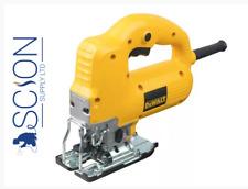 DEWALT DW341 240 Volt Compact Top Handle Jigsaw 550W Variable Speed