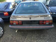 Vauxhall Cavalier Mk2 Lx Breaking For Spares Parts Or To Repair