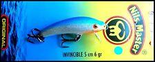 RARE NILS MASTER INVINCIBLE 5 cm, 6 g, color code 046 (Hand made in Finland)