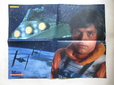 Mark Hamill Star Wars Nino De Angelo POSTER Germany