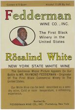 Collectible Wine Labels