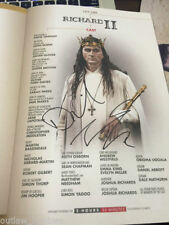 David Tennant Autographed Signed Playbill