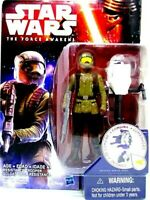 STAR WARS, RESISTANCE TROOPER, THE FORCE AWAKENS WITH ACCESSORIES, HASBRO, NEW