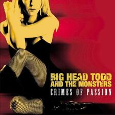 Crimes of Passion by Big Head Todd & the Monsters Dual Disc CD/DVD Played Once!