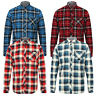 Mens Tokyo Laundry Branded Cotton Rich Long Sleeve Checked Shirt Size S-XL