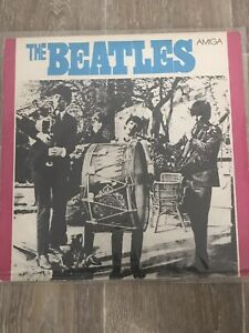 The Beatles Amiga Vinyl