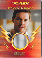 Flash Season 1 Wardrobe Costume Relic Card Eddie Thawne M16 M-16