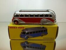 DINKY TOYS ATLAS 29E AUTOCAR ISOBLOC - BUS COACH - TWO TONE- EXCELLENT IN BOX(p)