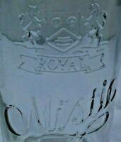 Vintage SOBERANA CERVEZA EXTRA FINE  Panamanian Beer Mug//Glass Collectable N3