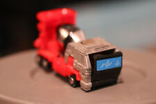 Vintage Transformer BlockHead Figure GOBOTS Mighty Robots Cement Mixer 1985