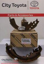 New Toyota Genuine Brake Shoe Kit Hiace 1/05-Current 0449526240