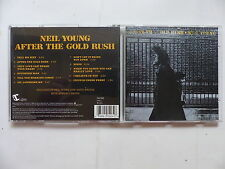 CD Album NEIL YOUNG After the gold rush 244 088