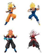 New VS Dragon Ball HG Vol.14 Gashapon Miniature 4 Figure Full Set