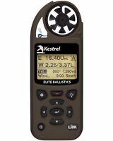 Kestrel Elite Weather Meter with Applied Ballistics and Bluetooth Link, Flat ...