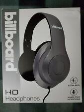 Billboard HD Headphones (Extra Bass)