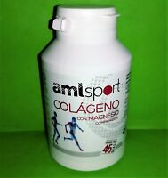 Colageno Magnesio 270 comprimidos AMLSPORT