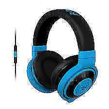 Auriculares con microfono Razer Kraken Neon azul