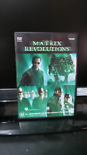 The Matrix Revolutions (DVD, 2004)