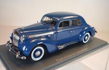 Neo 1/43 Opel Admiral Limousine blau in OVP #3876