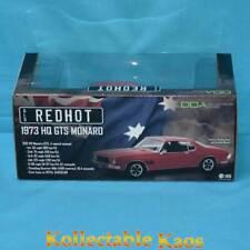 1:24 1973 Holden Monaro HQ GTS350 - Red