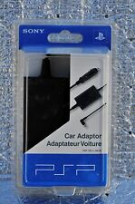 New Genuine Sony Play Station Portable (PSP) Car Adapter PSP-180u Car Charger