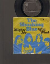 "SHOCKING BLUE Mighty Joe SINGLE 7"" Wild Wind 1969 Mariska Veres"