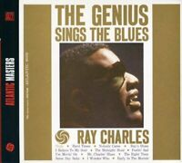 Ray Charles - The Genius Sings The Blues (International Release) [CD]