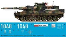 Peddinghaus 1/16 Leopard 2A5 Tank Markings Polish 34 BKPanc Hetmans Brigade 3584